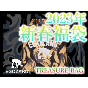 【★】2021年 EGOZARU/エゴザル 福袋 Knapsack + 5items