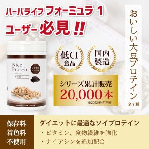 アイナチュラプレミアム ナイスプロテイン チョコレート (500g入り)