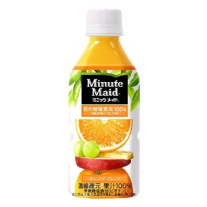 「ミニッツメイド」は、1945年米国マサチューセッツ州で誕生しました。太陽と大地の恵みをたっぷり受け...