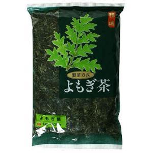 お茶と同じ製法で、茶葉をよく蒸し、乾燥した製茶方式のよもぎ茶です。お好みにより、お茶やはと麦、麦茶、...
