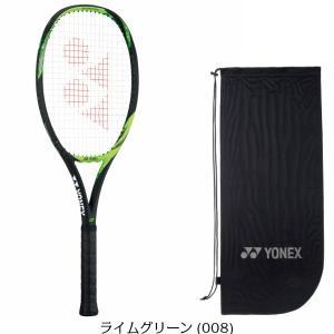 ヨネックス YONEX テニスラケット Eゾーン 100 17EZ100 送料無料|viva-t