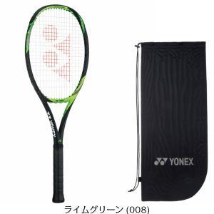 ヨネックス YONE テニスラケット Eゾーン 98 17EZ98 送料無料|viva-t