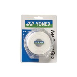 ヨネックス YONE テニス バドミントン ウェットスーパーグリップ ケース付 5本入り AC1025P|viva-t