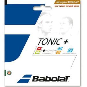 バボラ テニス ストリング ナチュラル トニックプラス ボールフィール BA201026