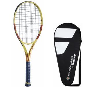 バボラ Babolat テニスラケット ピュアアエロ フレンチオープン BF101392 送料無料 限定商品 認定張人のガット張り無料|viva-t