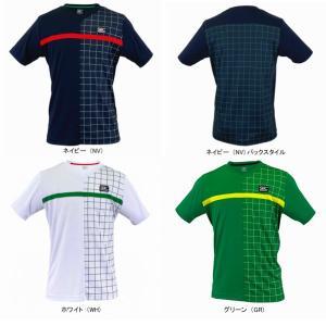 セントクリストファー St.Christoper テニスウェア メンズ ゲームシャツ BKW1163 2020年春夏 特価 viva-t