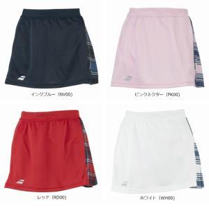バボラ Babolat テニスウェア レディース スカート BTWOJE03 2019年秋冬|viva-t