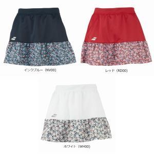 バボラ Babolat テニスウェア レディース スカート BTWOJE04 2019年秋冬|viva-t