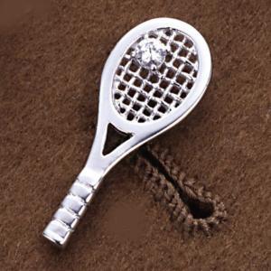 コートキーパー COURTKEEPER テニスジュエリー ラペルピン CKSL16 プレゼント好適品|viva-t