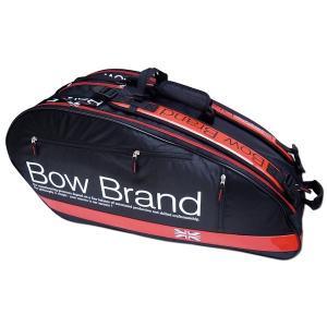 ボウブランド テニス ラケットバック9(9本収納可) BOWJB1555 viva-t