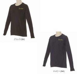 パラディーゾ Paradiso テニスウェア レディース 長袖ゲームシャツ QCL02F 2019年秋冬|viva-t