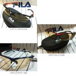 特価 フィラ FILA テニス アクセサリー サングラス ハイコンポラ60レンズモデル SF4202S 2018継続 紫外線対策|viva-t