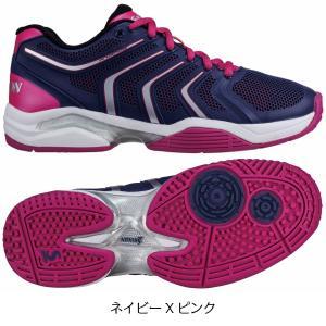 スリクソン テニスシューズ プロスパイダー2 オムニ&クレー for レディース SRS165L|viva-t