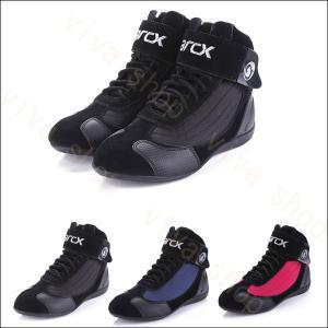 バイク用ブーツ レディース ショートブーツ ライダーブーツ レーシング バイカー オフロード ブーツ メンズ 防水 バイクブーツ シューズ 靴 バイクウエア|viva-v1