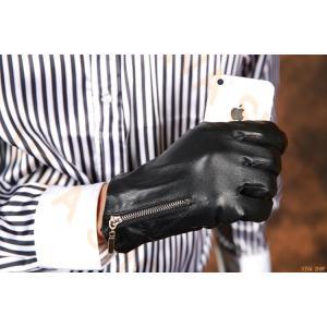 レザーグローブ 手袋 メンズ レザー 革 防寒 スマートフォン対応 本革 バイク グローブ 防水 ライダース フォーマル バイクグローブ サイクリング 自転車|viva-v1