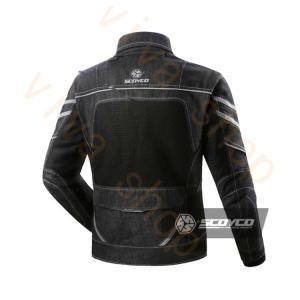 バイクジャケット メンズ メッシュ ライダースジャケット 防風 防水 バイク ジャケット アウター ...