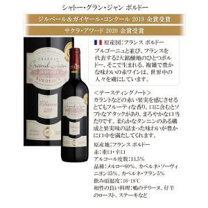 ワイン ワインセット ソムリエおすすめ フランス産 赤ワイン 白ワイン 3本セット 送料無料|viva-vino|03