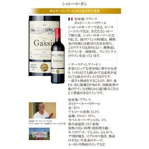 ワイン ワインセット ソムリエおすすめ フランス産 赤ワイン 白ワイン 3本セット 送料無料|viva-vino|04