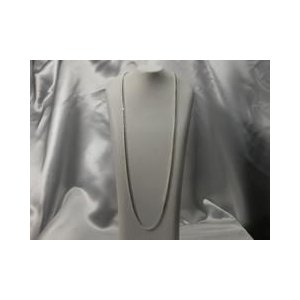 ネックレス スペイン製アクセサリー ベネチアンシルバー925チェーン2 70cm|vivace-yokohama