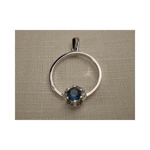 シルバーペンダントトップ スペイン製 指輪 サファイヤ|vivace-yokohama