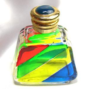 ガラスの香水入れ イタリア製 雑貨 H|vivace-yokohama