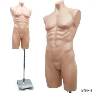 紳士用 リアルボディーマネキン トルソー リアル  マッチョボディー マ  樹脂製 男性用 リアルボディー トルソー J(908)|vivaenterplise