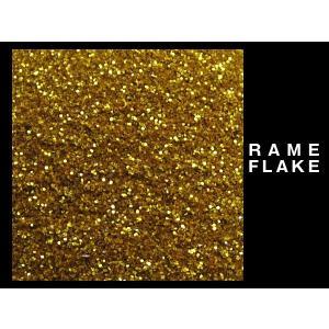 車などの塗装に ラメフレーク50g パール塗装/ゴールド系/No.26|vivaenterplise