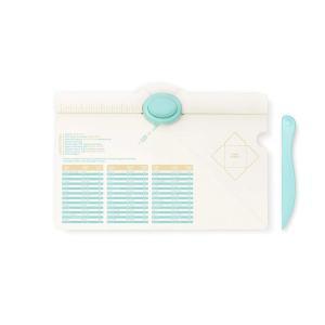 We R Memory Keepers Punch Board パンチボード & パンチ - Envelope 71277-0|vivaldistr