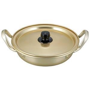 和平フレイズ 季節鍋 鍋焼きうどん鍋 プチなべ 18cm 一人用 アルミ製 ガス火専用 PR-7146|vivaldistr