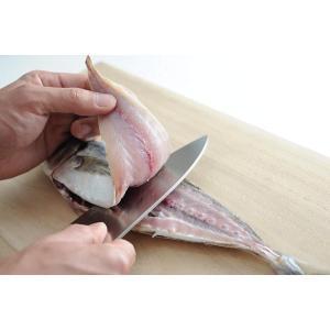 アーネスト 包丁 魚 特撰職人工房 出刃包丁 16cm A-12833