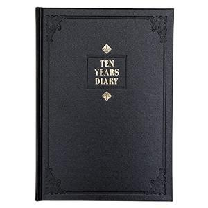 アピカ 日記帳 10年日記 横書き B5 日付け表示あり D305|vivaldistr