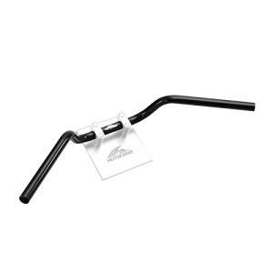 ハリケーン(HURRICANE) ハンドルバー POLICE 2型 ブラック HB0070B|vivaldistr
