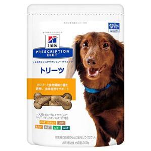 プリスクリプション・ダイエット 療法食 トリーツ食事療法 犬 200g|vivaldistr