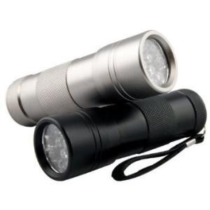 ブラックライト UV 紫外線ライト 12LED (ブラック)|vivaldistr