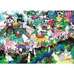 500ピース ジグソーパズル めざせパズルの達人 ホラグチカヨ 幸せの香りは風に乗って(38x53cm)|vivaldistr