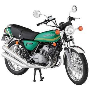 ハセガワ 1/12 バイクシリーズ カワサキ KH250-B3/B5 プラモデル BK8|vivaldistr