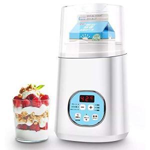ヨーグルトメーカー Keenstone 発酵食メーカー 飲むヨーグルト 温度調整可能 牛乳パック対応 r1ヨーグルト 甘 vivaldistr