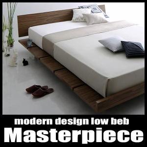 ベッド クイーンベッド 北欧ベッド すのこベッド 国産ポケットマットレス付き|vivamaria
