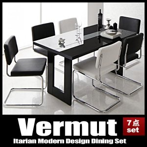 ダイニングテーブルセット 7点セット ダイニングセット Vermut ヴェルムト|vivamaria
