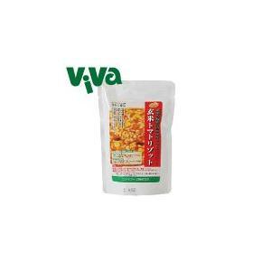 ■商品名: 玄米トマトリゾット ■内容量: 200g (1人前) ■原材料: 有機玄米(国産)、野菜...
