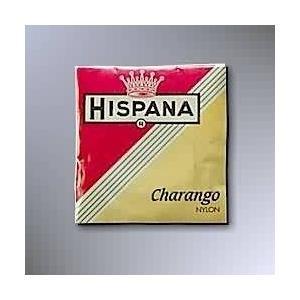 【メール便発送可能】チャランゴ用弦 イスパーナ ナイロン製【1セット】アルゼンチン製 黒 vivas
