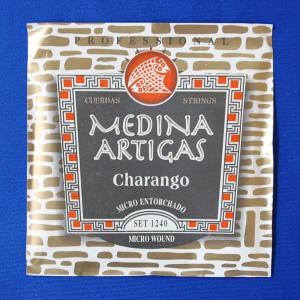 【メール便発送可能】(CHARANGO STRINGS MEDINA 1240 SPECIAL・メディナ・アルティガス プロ)チャランゴ用の特別弦 マイクロワウンド vivas