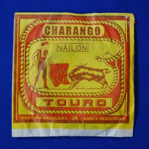 【メール便発送可能】チャランゴ用弦 トウロ(TOURO) ナイロン製【1セット】ブラジル製 vivas