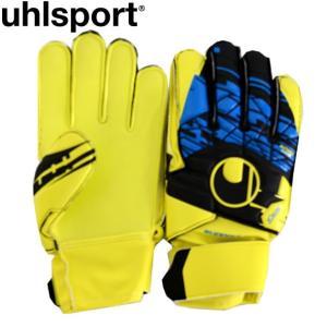 SPEED UP ソフト サポートフレーム ジュニア uhlsport ウールシュポルト ▲  ジュニアサッカーキーパーテブクロ (1011030-01) vivasports