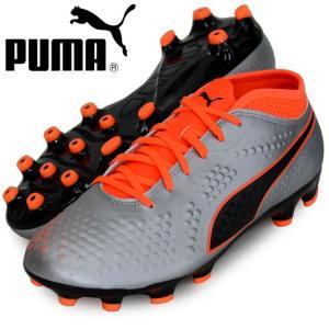 プーマ ワン 4 SYN HG PUMA プーマ  サッカースパイクシューズ 18FW(105039-01)|vivasports
