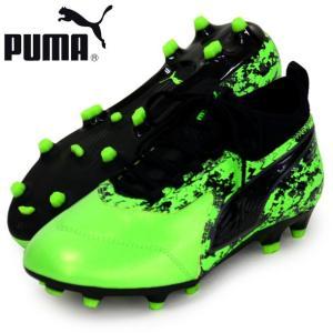 プーマ ワン 19.3 FG/AG JR  PUMA プーマ ジュニア サッカースパイク 19SS(105498-03)|vivasports
