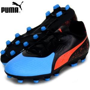 プーマワン 19.4 HG JR  PUMA プーマ ジュニア サッカースパイク 19SS(105566-01)|vivasports