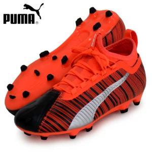 プーマ ワン 5.3 FG/AG JR PUMA プーマ  ジュニアサッカースパイク19FH(105657-01)|vivasports