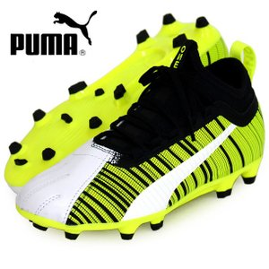 プーマ ワン 5.3 FG/AG JR PUMA プーマ  ジュニアサッカースパイク19FW(105657-03)|vivasports