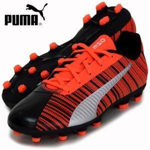 プーマ ワン 5.4 HG JR PUMA プーマ  ジュニアサッカースパイク19FH(105661-01)|vivasports